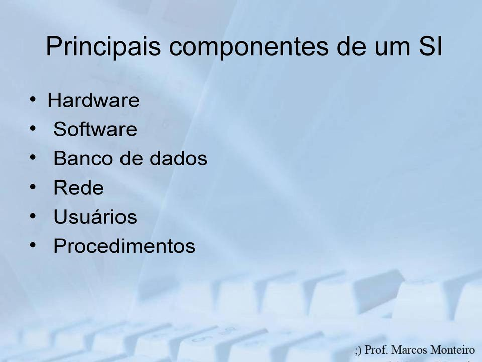 Software Banco de