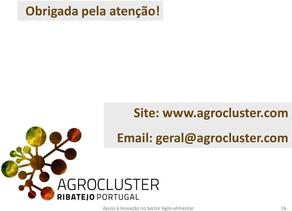 agrocluster.