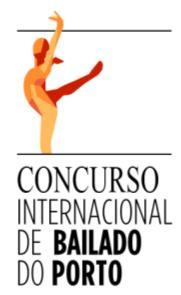 Concurso Internacional de Bailado do Porto Regulamento para Grupos 1. Data e Local O concurso realizar-se-á nos dias 13,14 e 15 de Maio, no Teatro Municipal do Campo Alegre, na Cidade do Porto. 2.