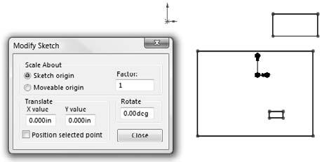 Part I: SolidWorks Basics Best Practice You should use sketch patterns as little as possible.