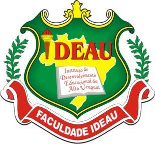 Instituto de Desenvolvimento Educacional do Alto Uruguai - IDEAU Vol.