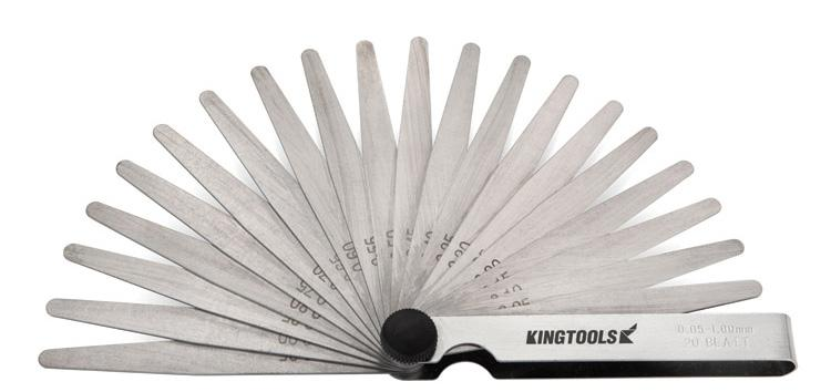 IMPORTADO 07,5MM - 15MM King Tools 2204 CALIBRE DE