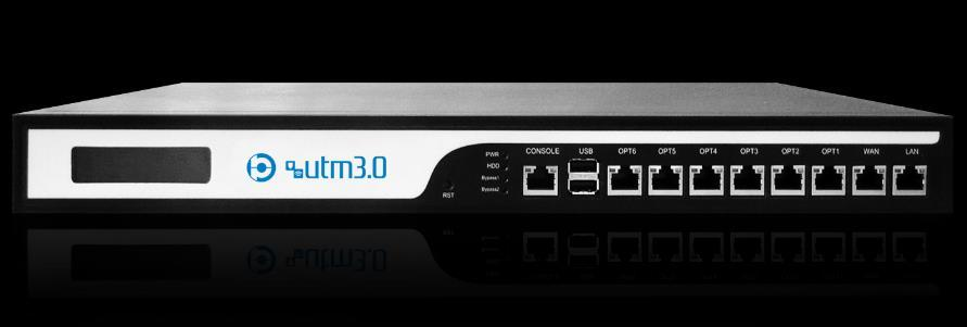 Networking Securit Firewall UTM AVWARE Antivírus Alta disponibilidade