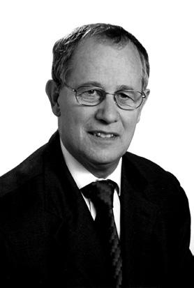 Roessel, Member of Management Board Anno Borkowsky, Líder Global da