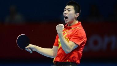 4 atletas significativos: Ma Long: