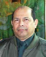 Ernesto González, Joint Command of the Armed Forces of Ecuador Brig. Gen.