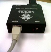 STK (Start Kit DARUMA) Utilizando conversor Serial/Ethernet com Mini-Impressora DR600/DR700.