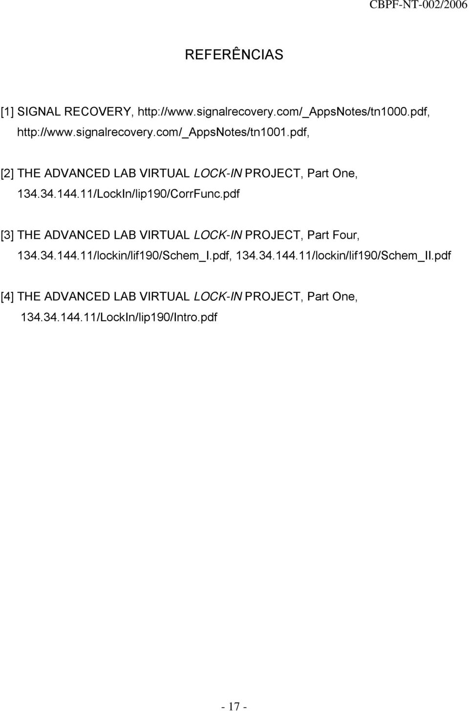pdf [3] THE ADVANCED LAB VIRTUAL LOCK-IN PROJECT, Part Four, 134.34.144.11/lockin/lif190/Schem_I.pdf, 134.34.144.11/lockin/lif190/Schem_II.