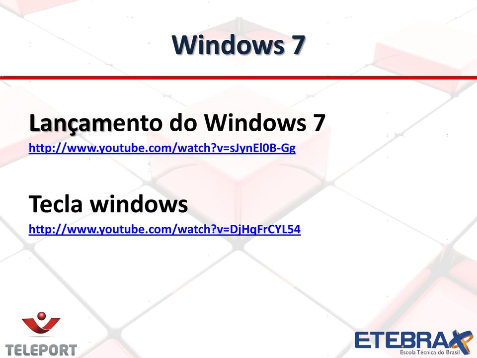 v=sjynel0b-gg Tecla windows