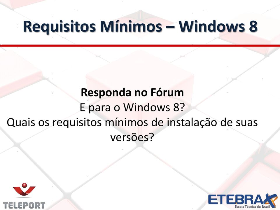 Windows 8?