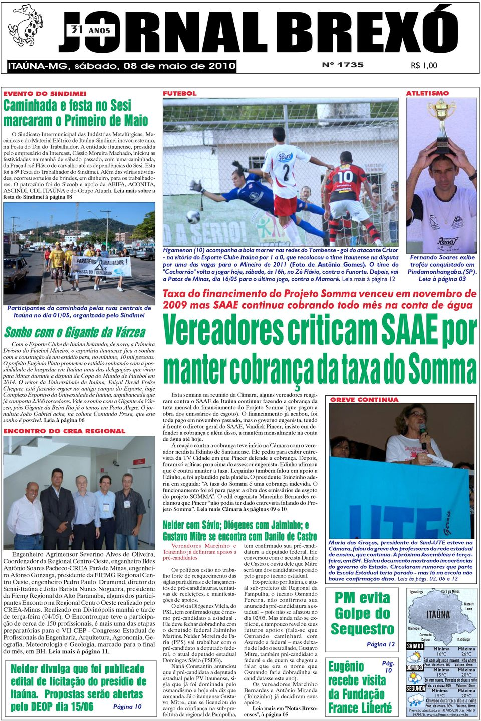 JORNAL BREXÓ. PM evita Golpe do Sequestro - PDF 0bef28149d926