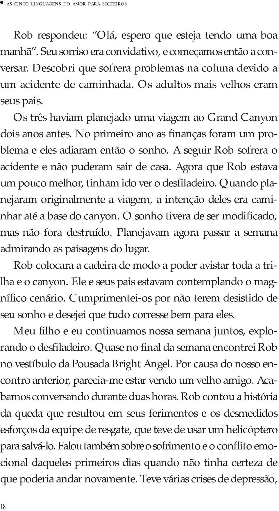 As Cinco Linguagens Do Amor Para Solteiros Pdf