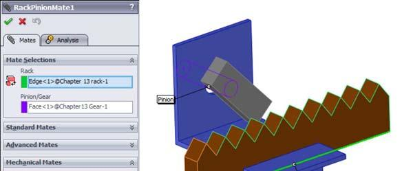 Solidworks Screw Mate